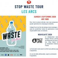 Samedi 5 septembre, grand nettoyage des Arcs !